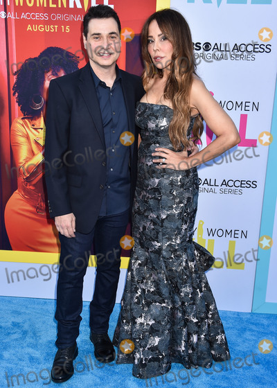 Adam Ferrara Photo - BEVERLY HILLS LOS ANGELES CALIFORNIA USA - AUGUST 07 Adam Ferrara and Alex Tyler arrive at the Los Angeles Premiere Of CBS All Access Why Women Kill held at the Wallis Annenberg Center for the Performing Arts on August 7 2019 in Beverly Hills Los Angeles California United States (Photo by Image Press Agency)