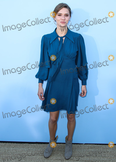 Alessandra Balazs Photo - BROOKLYN NEW YORK CITY NEW YORK USA - SEPTEMBER 11 Alessandra Balazs arrives at the Michael Kors Collection Spring 2020 Runway Show during New York Fashion Week The Shows held at Duggal Greenhouse on September 11 2019 in Brooklyn New York City New York United States (Photo by Xavier CollinImage Press Agency)