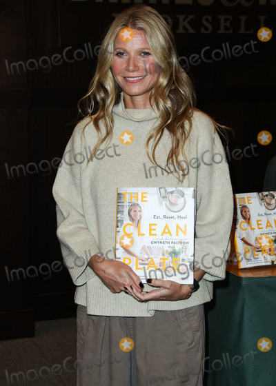 Photos From Gwyneth Paltrow Book Signing For 'The Clean Plate: Eat, Reset, Heal'