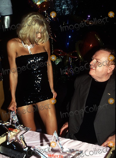 Larry flynt of hustler fame with