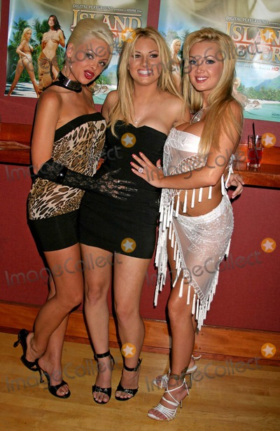 Jesse Jane Teagan Presley Photo Island Fever 3 Release Party Starring Jesse Jane And