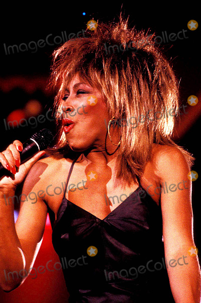 Photo - Tina Turner Photomca  Globe Photos Inc 1984