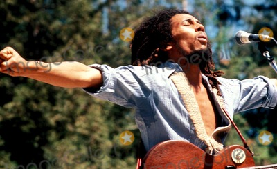 Photo - Bob Marley Photo ByGlobe Photos Inc Stagebandreq