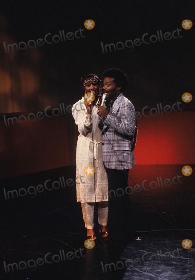 Herb Fame Photo - Peaches and Herb Photo by Donald Sanders-Globe Photos Inc Herb Fame and Francine Peaches Hurd Barker