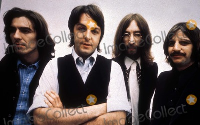 Photo - 3307 the Beatles George Harrison Paul Mccartney John Lennon Ringo Starr Photo Supplied by Globe Photos