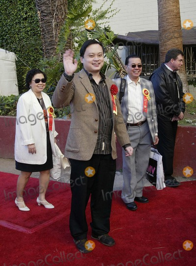 William Hung Photo - William Hung and His Parents - 73rd Hollywood Christmas Parade - Hollywood