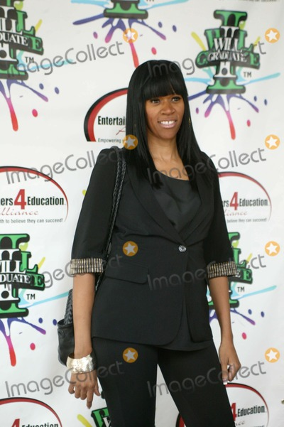 Tashera Simmons Photo - PO97 I Will Graduate Day held at Tribeca Performing Arts Theatre Entertainers 4 Education Alliance brings Entertainmentand Music  Sports industry individuals together  to promote the importance of an education     Bruce Cotler-Globe Photos Inc 2010          10  26 10 Tashera Simmons DMXs wifek66631bco