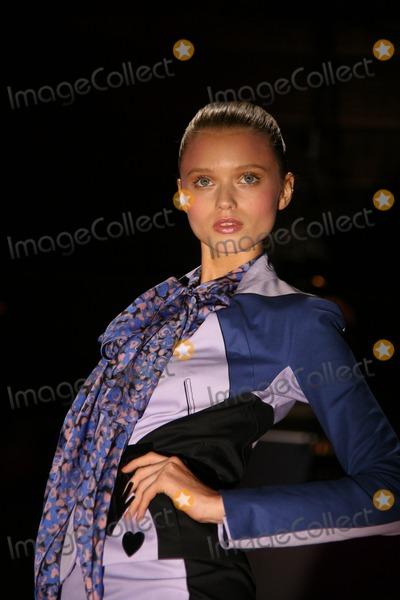 Photo - Zac Posen Fashion Show - Runway