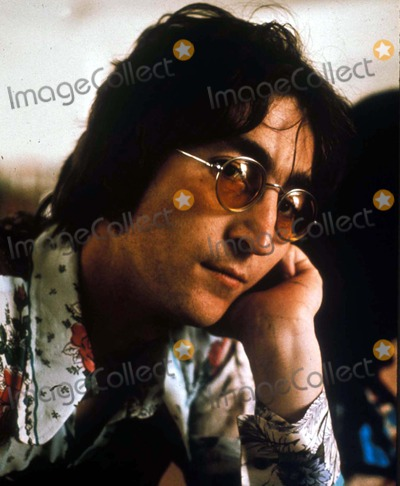 Photo - John Lennon 1973 Photo by Globe Photos