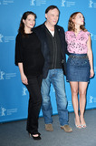 Yvonne Catterfeld Photo - Yvonne Catterfeld (Actress)Christophe Gans (DirectorScreenwriter) and Lea Seydoux (Actress) attending BEAUTY AND THE BEAST Photocall during the 64rd Berlinale Film Festival at Grand Hyatt Hotel Berlin GermanyBerlin 14022014 Credit Timmface to face