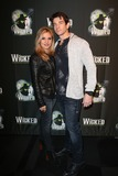 Andy Karl Photo - Orfeh and Andy Karl attending the 10th Anniversary Celebration Party for Wicked at the Edison Ballroom on October 30 2013 in New York CityCredit McBrideface to face