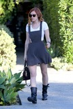 Andy LeCompte Photo - Rumer Willis at Andy Lecompte Salon in West Hollywood 05112013Credit Vidaface to face