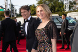 Anna Paquin- Photo - 05 January 2020 - Beverly Hills California - Stephen Moyer and Anna Paquin 77th Annual Golden Globe Awards held at the Beverly Hilton Photo Credit HFPAAdMedia