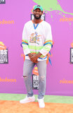 Andre Drummond Photo - 13 July 2017 - Los Angeles California - Andre Drummond Nickelodeon Kids Choice Sports Awards 2017 held at the Pauley Pavilion in Los Angeles Photo Credit Birdie ThompsonAdMedia