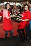 Allison Paige Photo - 27 November 2013 - Los Angeles California - Allison Paige Kate Mansi Jen Lilley LA Mission Thanksgiving For The Homeless Held at Raleigh Studios Photo Credit Kevan BrooksAdMedia