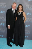Bertram van Munster Photo - 17 January 2016 - Santa Monica California - Bertram van Munster Elise Doganieri 21st Annual Critics Choice Awards - Arrivals held at Barker Hangar Photo Credit Byron PurvisAdMedia