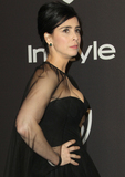 Sarah Silverman Photo - 06 January 2019 - Beverly Hills  California - Sarah Silverman 2019 InStyle and Warner Bros 76th Annual Golden Globe Awards After Party held at The Beverly Hilton Hotel Photo Credit AdMedia