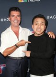Simon Cowell Photo - 18 September 2019 - Hollywood California - Simon Cowell Kodi Lee Americas Got Talent Season 14 Finale Red Carpet held at Dolby Theatre Photo Credit FSadouAdMedia