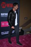 Brandon Davis Photo - 26 August 2017 - Las Vegas NV - Brandon Davis  Mayweather vs McGregor pre-fight VIP Red Carpet at T-Mobile Arena Credit mjtAdMedia