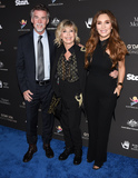Olivia Newton-John Photo - 25 January 2020 - Beverly Hills California - John Easterling Olivia Newton-John Tottie Goldsmith  GDay USA 2020 Standing Together Dinner held at the Beverly Wilshire Four Seasons Hotel Photo Credit Charlie SteffensAdMedia