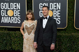 Andy Samberg Photo - 06 January 2018 - Beverly Hills California - Andy Samberg and Joanna Newsom 76th Annual Golden Globe Awards held at the Beverly Hilton Photo Credit HFPAAdMedia