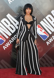 Karrueche Tran Photo - 25 June 2018 - Santa Monica California - Karrueche Tran 2018 NBA Awards held at Barker Hangar Photo Credit PMAAdMedia