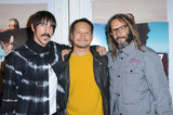 Anthony Kiedis Photo - 01 November  2017 - Santa Monica California - Anthony Kiedis Takuji Masuda Tony Alva Bunker77 Los Angeles Premiere held at Aero Theater in Santa Monica Photo Credit Birdie ThompsonAdMedia