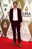 CMA Award Photo - 13 November 2019 - Nashville Tennessee - Matt Stell 53rd Annual CMA Awards Country Musics Biggest Night held at Music City Center Photo Credit Laura FarrAdMedia