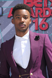 Algee Smith Photo - 26 June 2016 - Los Angeles Algee Smith Arrivals for the 2016 BET Awards held at the Microsoft Theater Photo Credit Birdie ThompsonAdMedia