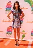 Ana Villafane Photo - 17 July 2014 - Los Angeles California - Ana Villafane Arrivals for the Nickelodeon Kids Choice Sports Awards 2014 held at UCLAs Pauley Pavilion in Los Angeles Ca Photo Credit Birdie ThompsonAdMedia