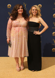 Aidy Bryant Photo - 17 September 2018 - Los Angles California - Kate McKinnon Aidy Bryant 70th Primetime Emmy Awards held at Microsoft Theater LA LIVE Photo Credit Faye SadouAdMedia
