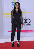 Alessia Cara Photo - 19 November  2017 - Los Angeles California - Alessia Cara 2017 American Music Awards  held at Microsoft Theater in Los Angeles Photo Credit Birdie ThompsonAdMedia