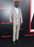 Ashton Sanders Photo - 17 July 2018 - Hollywood  California - Ashton Sanders The Equalizer 2 Los Angeles Premiere held at the TCL Chinese Theatre Photo Credit Birdie ThompsonAdMedia