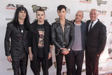 Andy Biersack Photo - 18 July 2016 - Columbus Ohio - Christian Coma (Black Veil Brides) Mikey Way (My Chemical Romance) Andy Biersack (Black Veil Brides) Quinn Allman (The Used) and John Feldmann (Goldfinger) attend the Alternative Press Music Awards 2016 held at Jerome Schottenstein Center Photo Credit Jason L NelsonAdMedia