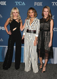 Amy Acker Photo - 04 January 2018 - Pasadena California - Natalie Alyn Lind Jamie Chung Amy Acker 2018 Winter TCA Tour - FOX All-Star Party held at The Langham Huntington Hotel Photo Credit F SadouAdMedia