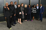 Annabella Sciorra Photo - 11 November 2019 - Beverly Hills California - Hanm Mehm Ronm Annabella Sciorra Elizabeth Perkins Reese Witherspoon Nichelle Tramble Spellman Aaron Paul Michael Beach Apple TVs Truth Be Told Los Angeles Premiere held at Samuel Goldwyn Theater Photo Credit Birdie ThompsonAdMedia