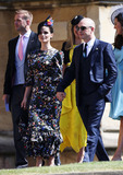 charlotte riley Photo - 19 May 2018 - Charlotte Riley and Tom Hardy Guests arrive at Windsor Castle for the wedding of Meghan Markle and Prince Harry Photo Credit ALPRAdMedia