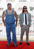 Andy Williams Photo - 21 July 2014 - Cleveland OH - Music artists ANDY WILLIAMS and KEITH BUCKLEY of the band EVERY TIME I DIE attend the 1st Annual 2014 Gibson Brands AP Music Awards at the Rock and Roll Hall of Fame and Museum   Photo Credit Jason L NelsonAdMedia