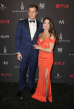 Aly Raisman Photo - 08 January 2016 - Beverly Hills California - Colton Underwood Aly Raisman 2017 Weinstein Company And Netflix Golden Globes After Party held at the Beverly Hilton Photo Credit F SadouAdMedia