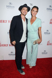 ARIELE KEBBEL Photo - 21 August 2015 - Beverly Hills California - Gavin DeGraw Arielle Kebbel The Beverly Hilton 60th Anniversary Party held at The Beverly Hilton Hotel Photo Credit Byron PurvisAdMedia