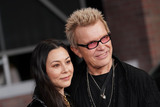 China Chow Photo - 24 October 2019 -Hollywood California - China Chow Billy Idol The  Irishman Los Angeles Premiere held at the TCL Chinese Theatre Photo Credit Birdie ThompsonAdMedia