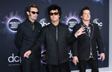 Green Day Photo - 24 November 2019 - Los Angeles California - Green Day 2019 American Music Awards - Arrivals held at Microsoft Theater Photo Credit Birdie ThompsonAdMedia