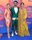 Utkarsh Ambudkar Photo - 07 March 2020 - Burbank California - Leela Ladnier Utkarsh Ambudkar Freida Pinto Disney Juniors Mira Royal Detective Los Angeles Premiere held at Walt Disney Studios Photo Credit Birdie ThompsonAdMedia