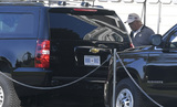 Vice President Joe Biden Photo - United States President Donald J Trump departs the White House Sunday November 8 2020 in Washington DC Trump has not conceded the 2020 Election to former Vice President Joe Biden and his administration has initiated a number of law suits challenging the voting results   Credit Mike Theiler  Pool via CNPAdMedia