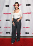 The Script Photo - 20 July 2019 - Hollywood California - Isabella Gomez 2019 Outfest Los Angeles LGBTQ Film Festival Screening Of Queering the Script held at TCL Chinese Theatre Photo Credit Birdie ThompsonAdMedia