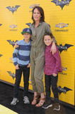 Alexander Allen Photo - 04 February 2017 - Westwood California - Cash Alexander Allen Annabeth Gish Enzo Edward Allen Premiere of Warner Bros Pictures The LEGO Batman Movie  held at the Regency Village Theater Photo Credit Birdie ThompsonAdMedia