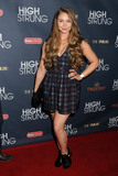 Ayla Kell Photo - 29 March 2016 - Hollywood California - Ayla Kell High Strung Los Angeles Premiere held at the TCL Chinese 6 Theatre Photo Credit Byron PurvisAdMedia