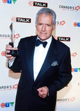 Alex Trebek Photo - 09 November 2020 - Jeopardy game show host Alex Trebek has died at age 80 after cancer battle File Photo 2006 Canadas Walk of Fame Toronto Ontario Canada Photo Credit Brent PerniacAdMedia