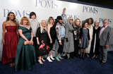 Alisha Boe Photo - 01 May 2019 - Los Angeles California - Alisha Boe Patti French Diane Keaton Jacki Weaver Pam Grier Celia Weston Rhea Perlman Carol Sutton Ginny MacColl Bruce McGill Poms World Premiere held at Regal LA Live Photo Credit Faye SadouAdMedia