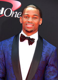AJ Bouye Photo - 12 July 2017 - Los Angeles California - AJ Bouye 2017 ESPYS Awards Arrivals held at the Microsoft Theatre in Los Angeles Photo Credit AdMedia